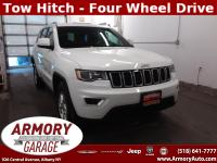 2017 JEEP GRAND CHEROKEE LAREDO 4X4 .. ONE OWNER ..