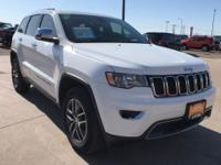 EPA 25 MPG Hwy/18 MPG City! Jeep Certified, CARFAX