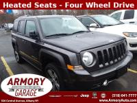 2017 JEEP PATRIOT HIGH ALTITUDE 4X4 . ONE OWNER ..