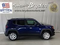 Jeep Renegade Latitude 2.4L I4 MultiAir 21/29