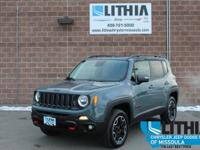 CARFAX 1-Owner, Superb Condition, Jeep Certified, ONLY