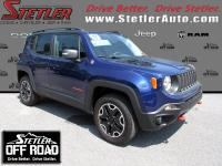TRAILHAWK.....2.4L, 4X4.....17'' ALLOY WHEELS,