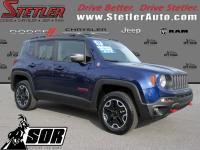 TRAILHAWK.....2.4L, 4X4......HEATED SEATS, BLIND SPOT