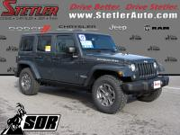 RUBICON UNLIMITED DUAL TOP.......AUTOMATIC,