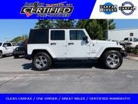 PRICED BELOW NADA RETAIL VALUE OF $34,900. CARFAX ONE