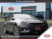 Kia of South Austin is excited to offer this 2017 Kia