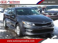 - - - 2017 Kia Optima LX Auto - - -  4 Wheel Disc