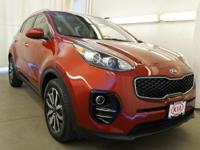 Come in and drive Mentor Kia's own 2017 Sportage EX!
