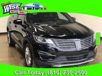 2017 Lincoln MKC Select, Lincoln Certified Pre-Owned,