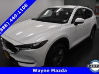 This Mazda CX-5 has a dependable Regular Unleaded I-4