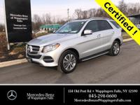 CARFAX One-Owner. Clean CARFAX. 2017 Mercedes-Benz GLE