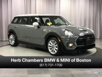 CARFAX 1-Owner, MINI Certified, LOW MILES - 21,608!