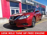 ** NISSAN CERTIFIED**, ** BACK UP CAMERA**, BLUETOOTH