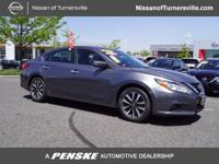 2017 Nissan Altima 2.5 SV CARFAX One-Owner. Certified.