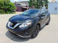 Murano Platinum All Wheel Drive!! Nissan Certified!!