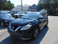 Murano SL All Wheel Drive!! Nissan Certified!! Only