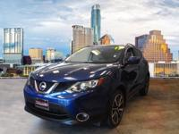 Check out this gently-used 2017 Nissan Rogue Sport we