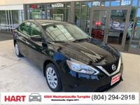 2017 Nissan Sentra S Recent Arrival! CARFAX One-Owner.
