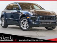 Loaded Base Macan! Porsche of Downtown L.A. is proud to