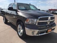 Ram Certified, CARFAX 1-Owner, LOW MILES - 21,043! FUEL