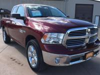 Ram Certified, CARFAX 1-Owner. PRICE DROP FROM $31,304,