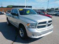 Recent Arrival! 2017 Ram 1500 Odometer is 2585 miles