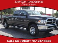 CARFAX One-Owner. This 2017 Ram 2500 Tradesman in