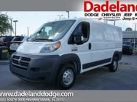 This 2017 Ram ProMaster Cargo Van is offered to you for