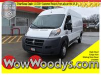 One Owner! Check out this 2017 Ram ProMaster, equipped