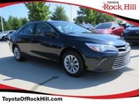 We are excited to offer this 2017 Toyota Camry. One of