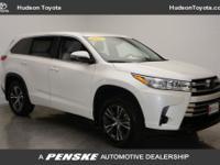 2017 Toyota Highlander LE, WE COMPLETED ALL RECOMMENDED