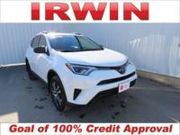 AWD! TOYOTA CERTIFIED! LOW MILES! BACKUP CAMERA! TOUCH