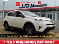 Win a score on this certified 2017 Toyota RAV4 LE