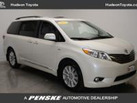 2017 Toyota Sienna XLE, CLEAN! 4 NEW TIRES! TOYOTA