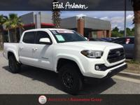 CARFAX One-Owner. 2017 Toyota Certified. Tacoma SR5