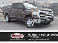 Check out this 2017 Toyota Tundra 4WD SR5. Its
