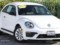 Volkswagen Certified Pre-Owned 2017 Volkswagen Beetle