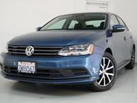 VOLKSWAGEN CERTIFIED, CLEAN 1-OWNER CARFAX HISTORY!!,