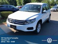 Certified. Tiguan Limited 2.0T 4Motion, AWD,