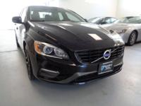 THIS ONYX BLACK 2017 S60 T-5 AWD DYNAMIC HAS ONLY