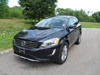 2017 Volvo XC60, AWD. CARFAX One-Owner. Clean CARFAX.