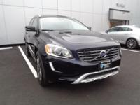 THIS MAGIC BLUE 2017 XC60 T-6 DYNAMIC HAS ONLY 17,000
