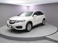 Certified. 2018 Acura RDX CARFAX One-Owner. Priced