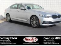 *BMW Certified Pre-Owned* This 2018 BMW 540i Sedan is
