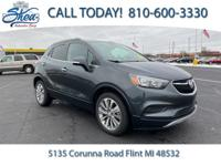 CARFAX One-Owner. Clean CARFAX. 2018 Buick Encore
