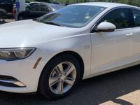 2018 Buick Regal Preferred FWD 9-Speed Automatic 2.0L