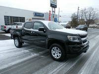 This is a clean Carfax, GM Certified Colorado LT 4x4.