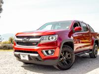 Z71 PACKAGE, 4WD, DUAL POWER SEATS, LEATHER SEATS,