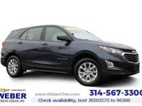 2018 Chevrolet Equinox LS **ANOTHER WEBER 1-OWNER