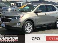 CARFAX One-Owner. Clean CARFAX. Pepperdust Metallic